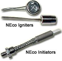 pyrotechnic initiators and igniters